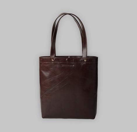 Rostfarbende Tasche 20