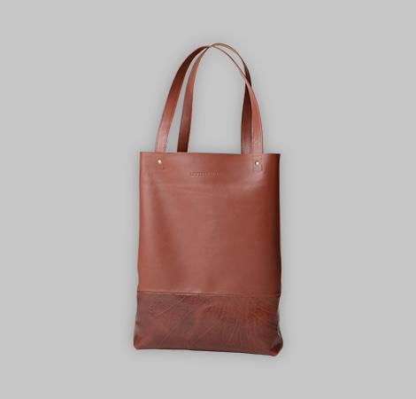 Zweifarbige Tasche 19