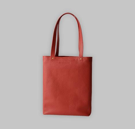 Rote Tasche 16