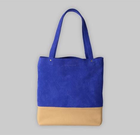 Zweifarbige Tasche 2